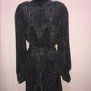 Entro black dress